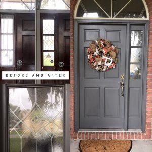 artscape film for decorating windows in rental home