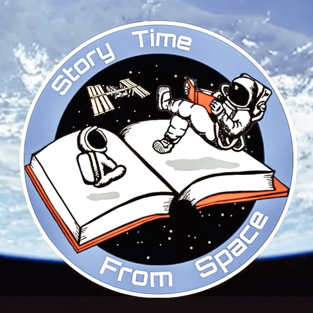 Story Time From Space logo