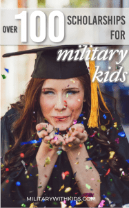 Scholarships for Military Kids