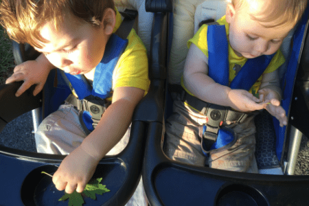 Nature Explorer Toddler Activity Play Plan
