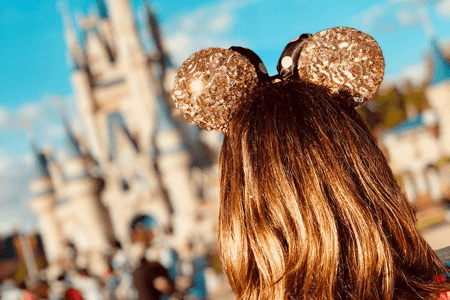 Military Disney trip save money