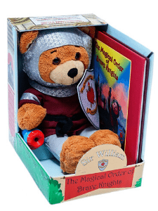 The Magical Order of Brave Nights helps protect military kids at bedtime