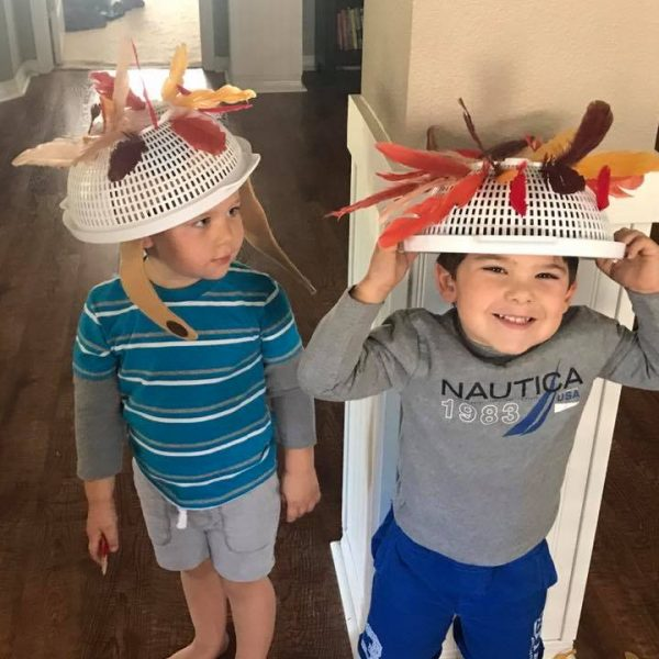 Thanksgiving Activities for Toddlers and Preschoolers